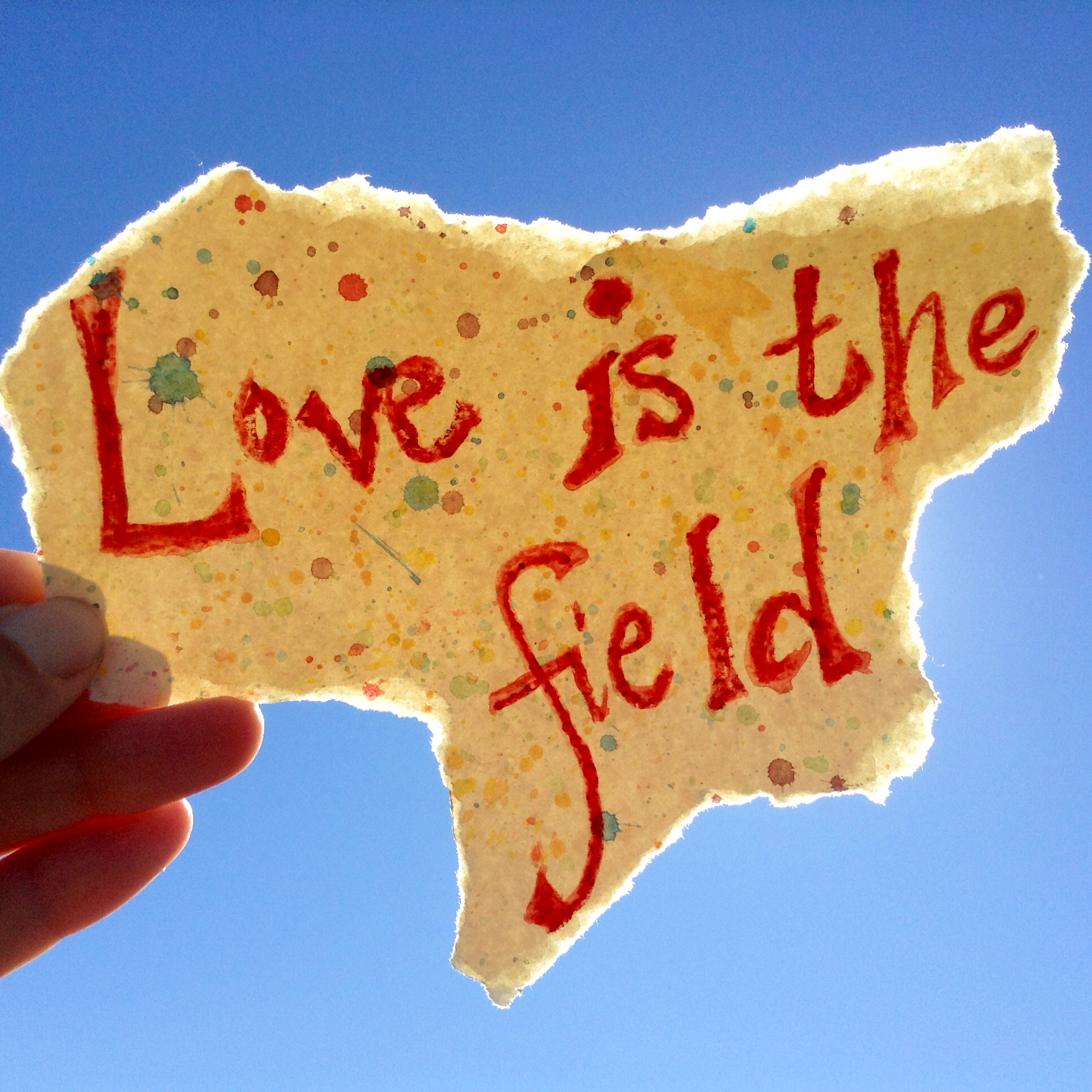 loveistheField